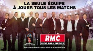 RMC Sport pas franchement content contre Facebook et le PSG