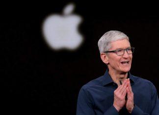 Tim Cook, directeur général d'Apple