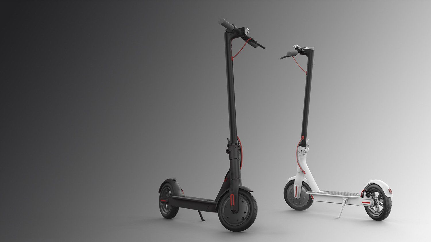 My scooter Xiaomi