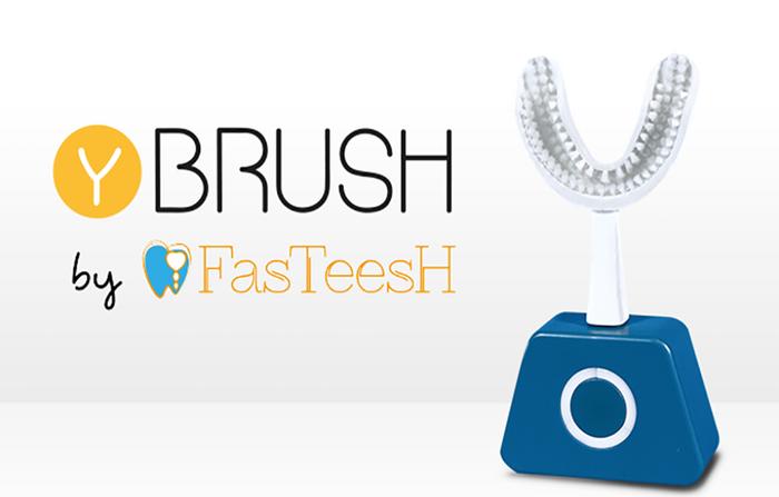 Brossez-vous les dents en seulement 10 secondes avec Y-Brush