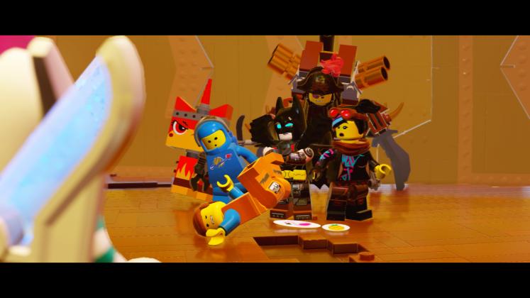 La Grande Aventure LEGO® 2 le jeu vidéo 63 747x420 - [ TEST ] La Grande Aventure LEGO 2 : Le Jeu Vidéo - une série qui s'essouffle sérieusement