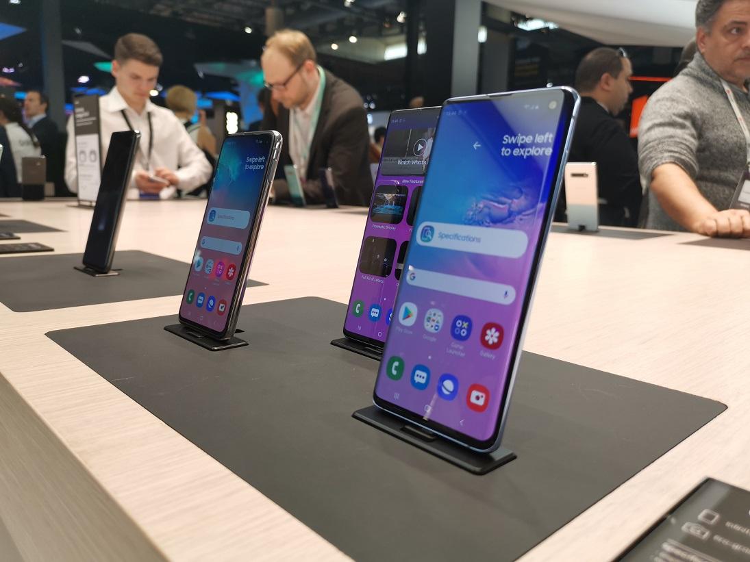 [ Prise en main ] Samsung Galaxy S10 : une nouvelle génération savoureuse