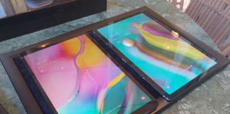 Samsung Galaxy Tab A et Galaxy Tab S5e
