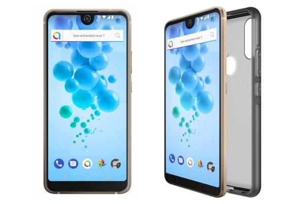 Wiko lance le View2 Pro Qwant, premier smartphone équipé du moteur de recherche