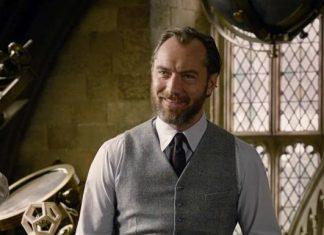 """Dumbledore dans """"Les Animaux Fantastiques"""""""