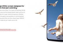Le Samsung Galaxy A90 ne posséderait pas d'encoche !