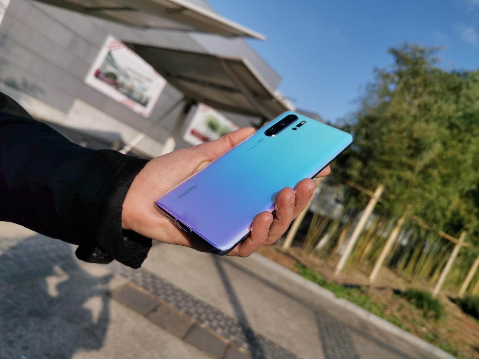 [ Prise en main ] Huawei P30 et P30 Pro : les nouveaux monstres de la photo sont de sortie