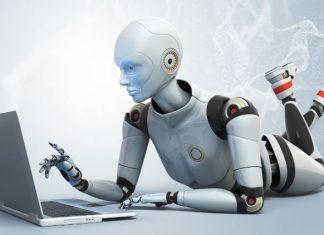 robot Chine devoir