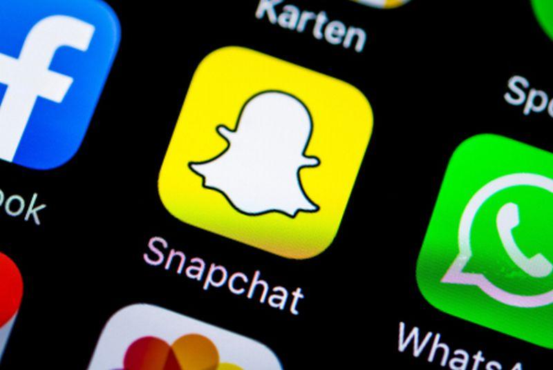 Une mini-série qui concerne la création de Snapchat arrive