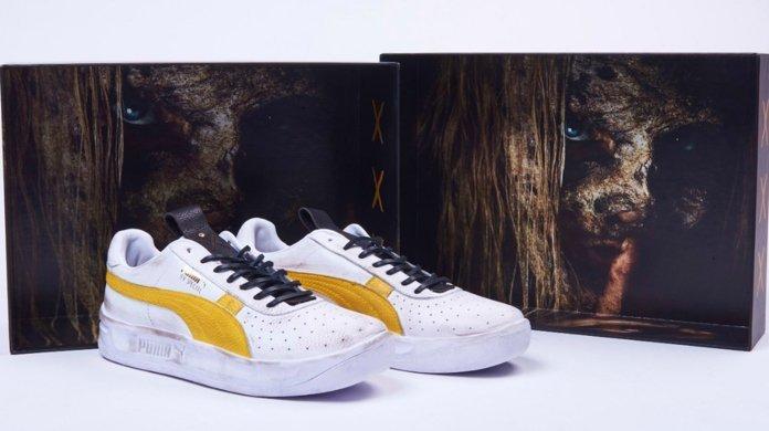 Puma dévoile sa nouvelle collection de sneakers dédiée aux Chuchoteurs de The Walking Dead