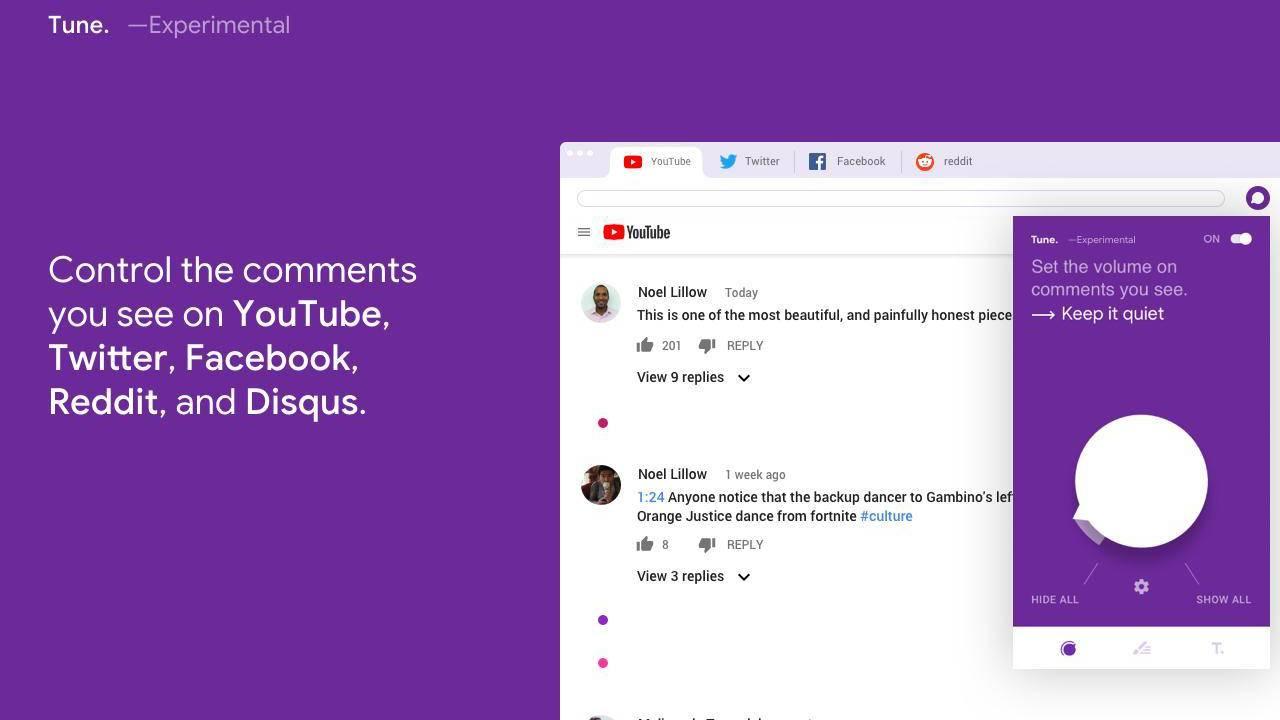 Chrome : une extension permet de cacher les commentaires « toxiques »