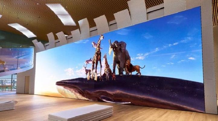 Sony présentera un super écran de 16K !