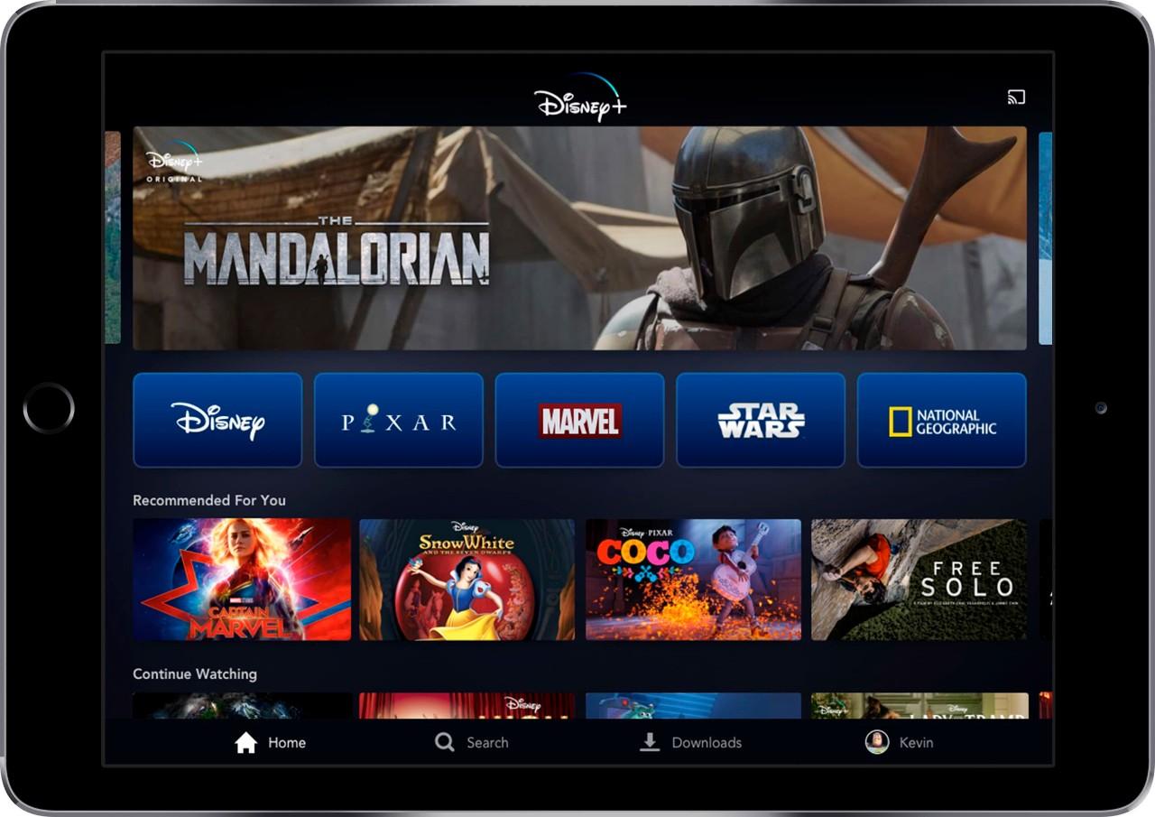 Disney+ : Disney révèle sa plateforme de streaming