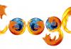 Firefox Google