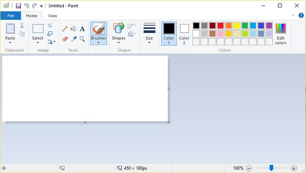 Windows 10 : le bon vieux Paint ne sera finalement pas abandonné