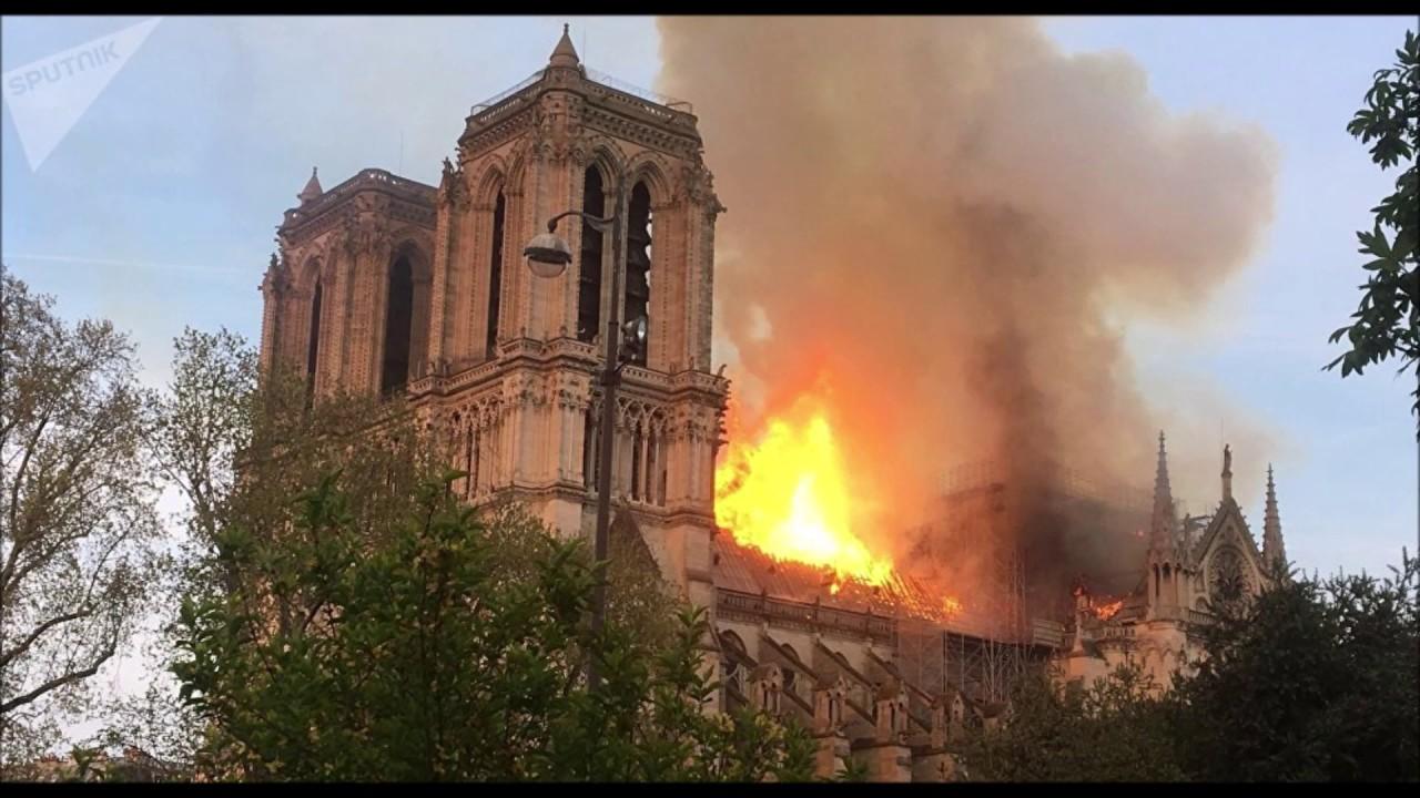 Un site crée pour sauver Notre-Dame de Paris