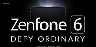 Les Asus ZenFone 6 seront présentés en mai !