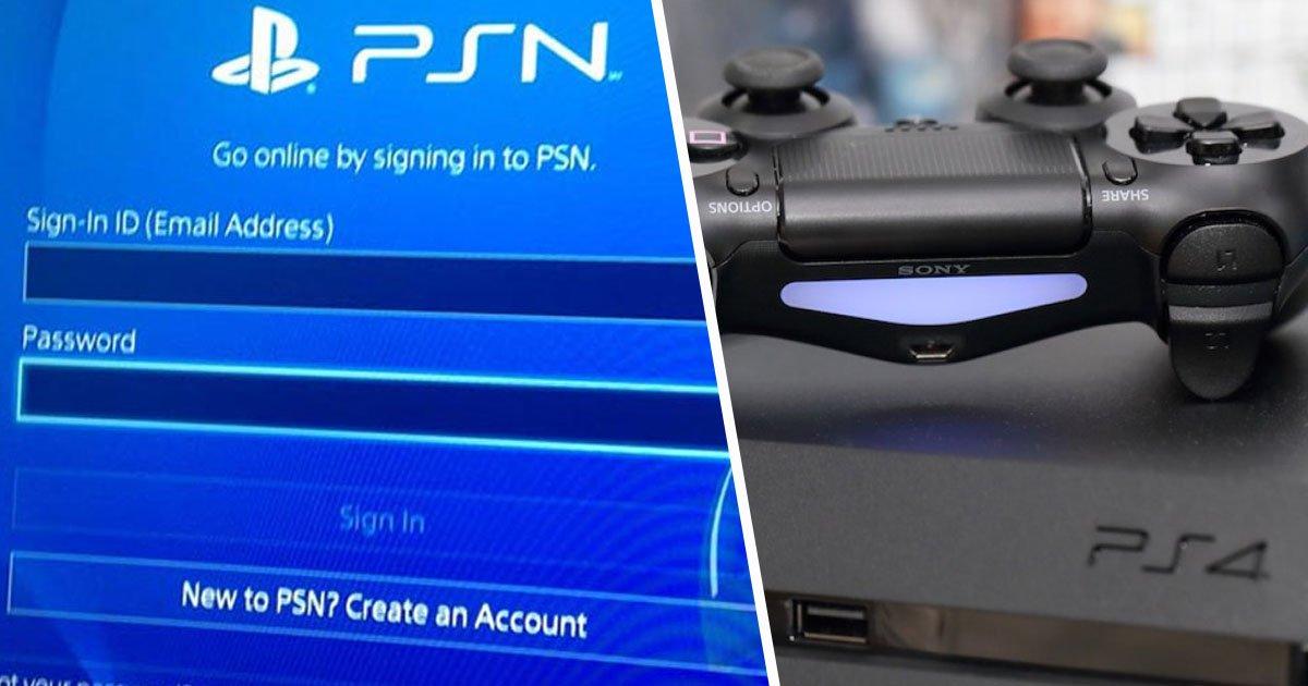 Sony : vous pouvez désormais changer votre ID sur le PSN