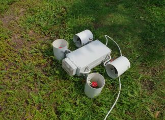 Le drone de Levgenii Tkachenko