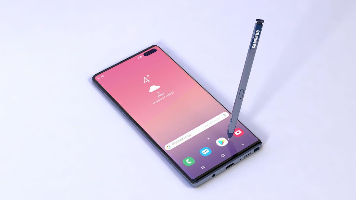 Deux Samsung Galaxy Note 10 5G en plus du Note 10 standard et du Note 10e ?