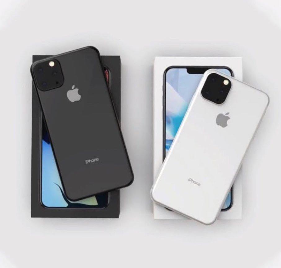 L'iPhone 11 pourrait ressembler à ça