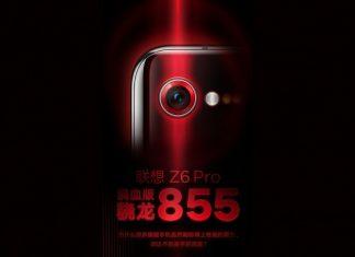 Lenovo Z6 Pro teasé !