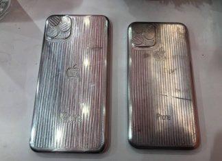 Les moules des prochains iPhone 2019