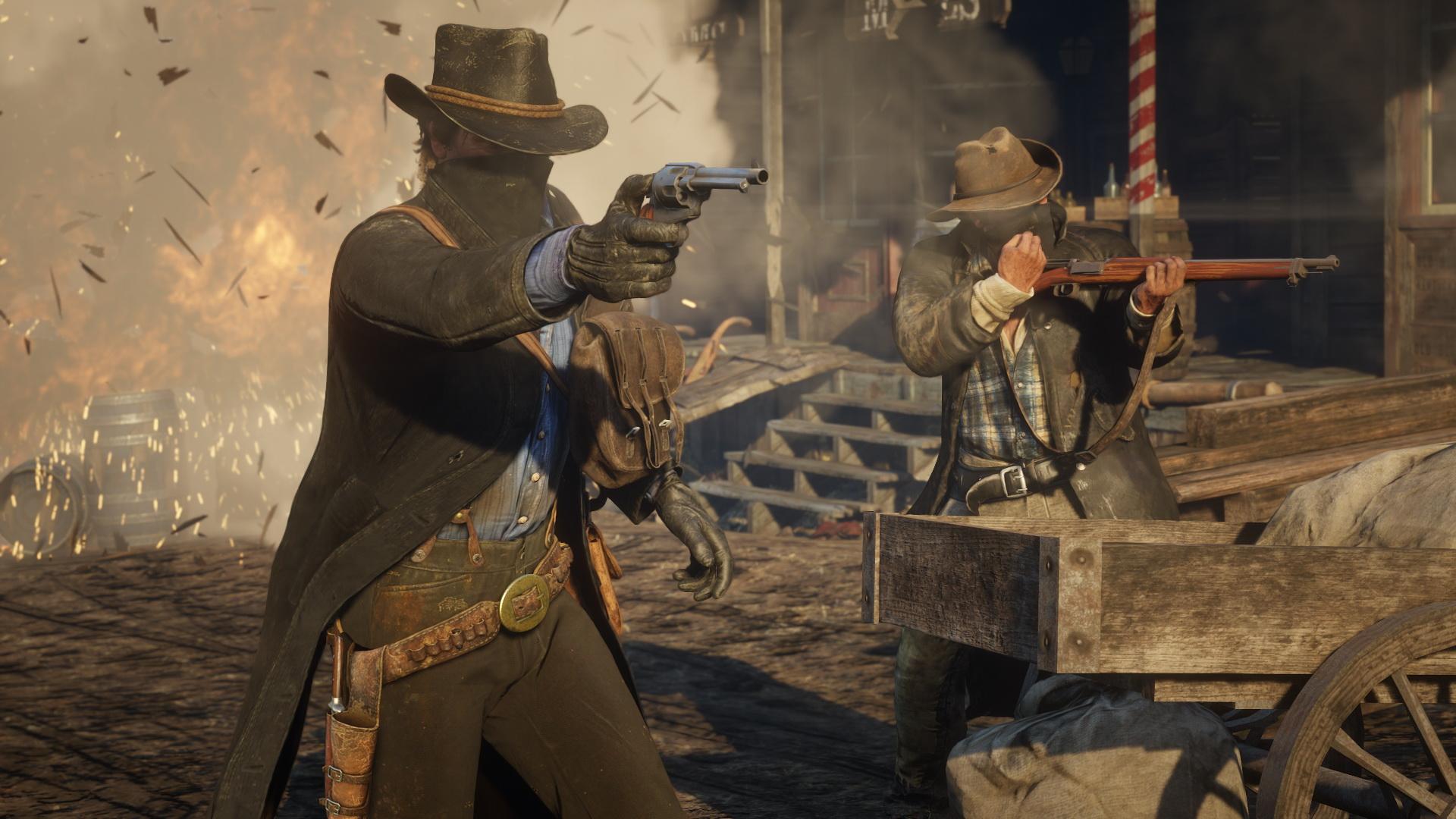 Red Dead Redemption 2 : la version PC pourrait sortir le 22 avril prochain