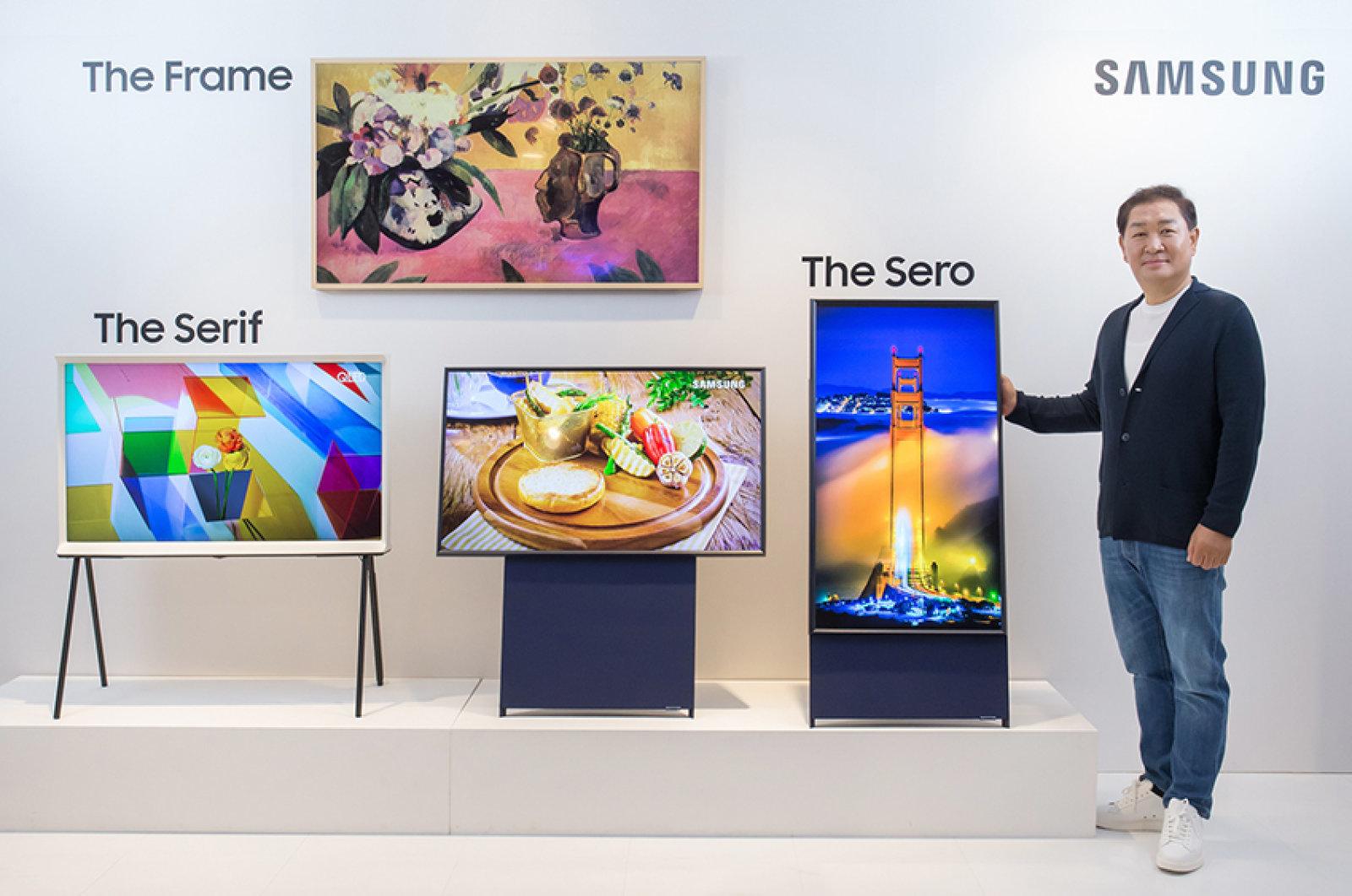 Une TV verticale pour séduire la génération Y