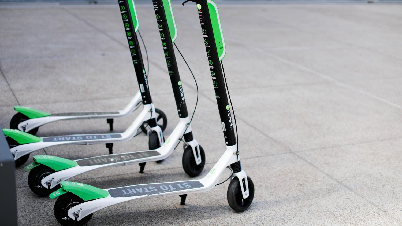 Les trottinettes électriques Lime victimes d'un piratage