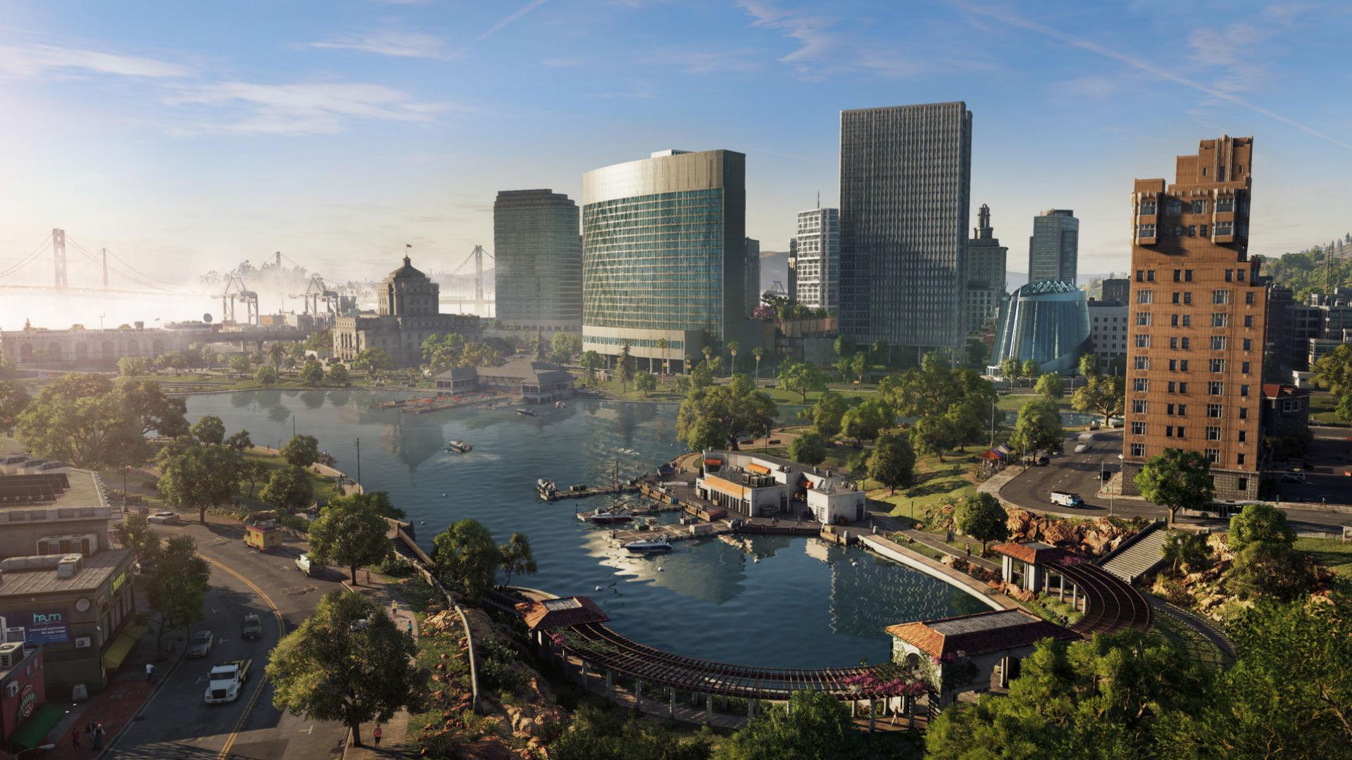 Ubisoft aurait choisi Londres pour Watch Dogs 3
