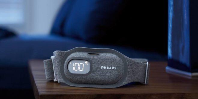 Philips va lancer un nouveau gadget anti-ronflement en septembre