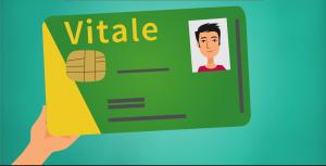 À partir de 2021, la Carte Vitale sera intégrée dans le smartphone