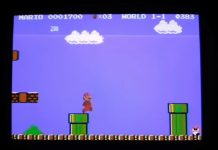 Une nouvelle version de Super Mario Bros !