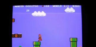 Une nouvelle version de Super Mario Bros !