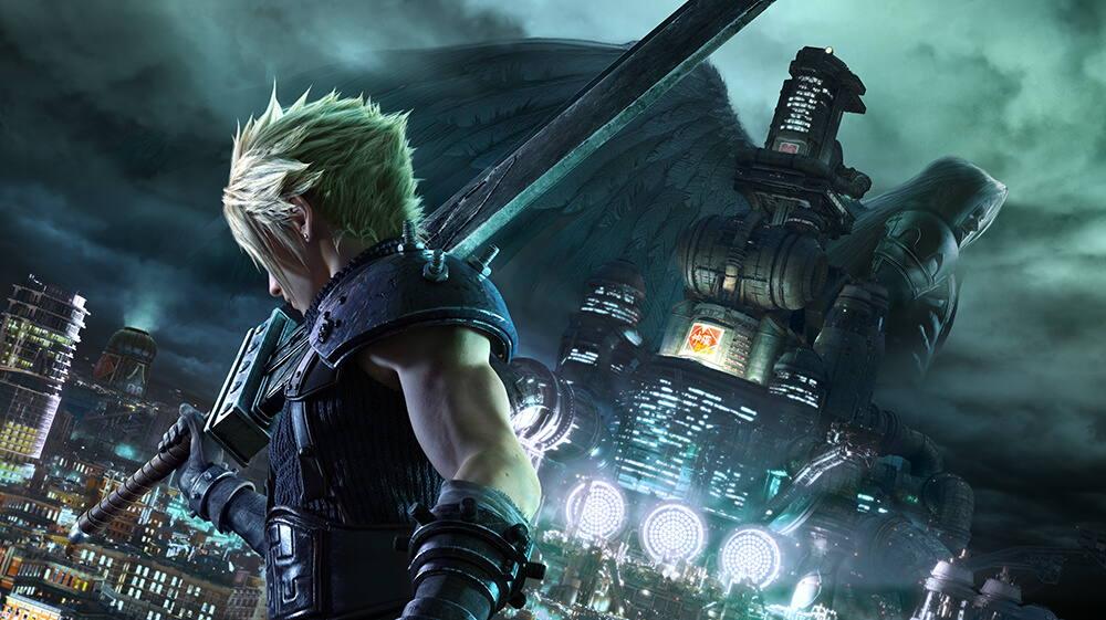 Final Fantasy VII Remake - FF7R